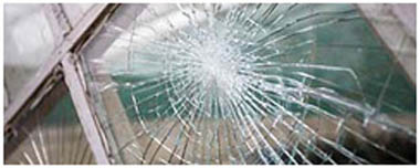 Trowbridge Smashed Glass